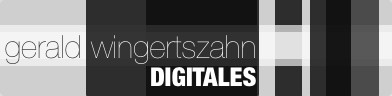 Gerald Wingertszahn | DIGITALES
